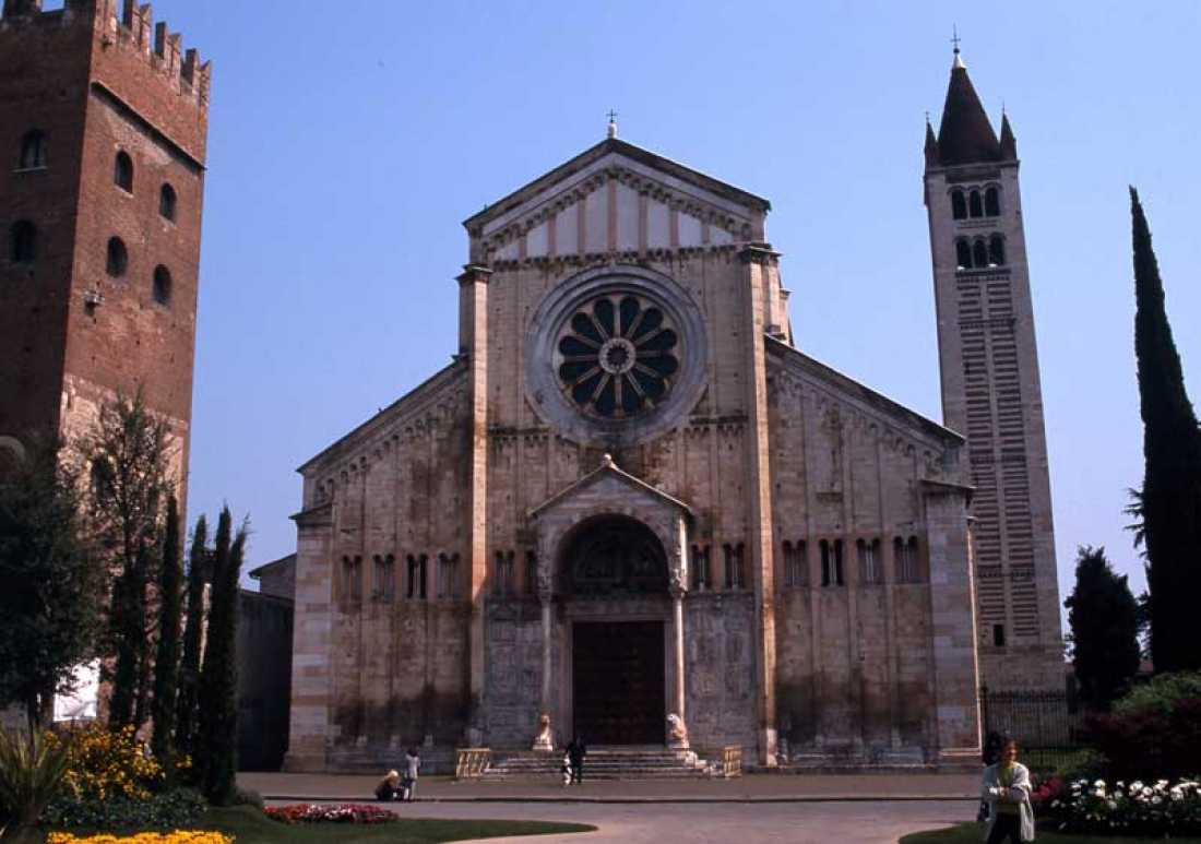 Verona's Churches